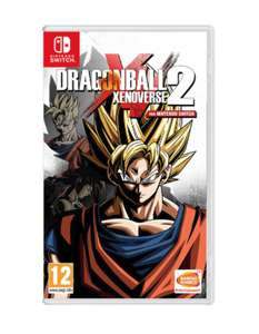 Dragon Ball Xenoverse 2 £31.85 @ Shopto