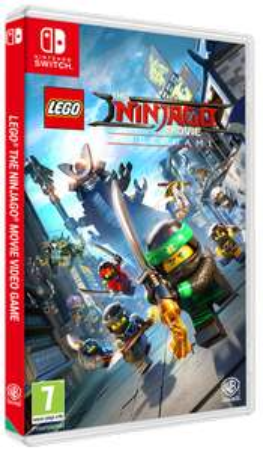 Lego The Ninjago Movie: Videogame £17.86 @ shopto