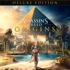 Assassin's Creed Origins Digital Deluxe for around £24 PSN Singapore
