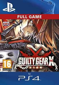 Guilty Gear Xrd - Sign (PS4 - PSN code) £9.99 at Amazon