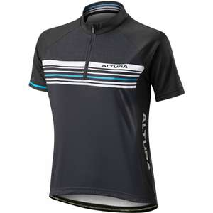 Altura Peloton Women's Team Jersey in Black/Blue £10.80 Delivered @ CycleSurgery