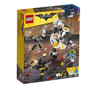 LEGO 70920 Batman Movie Egghead Mech Food Fight - £24.99 @ Amazon