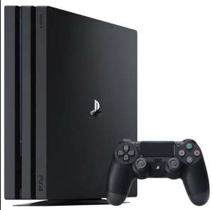 Brand new Playstation 4 Pro 1TB Black £262 instore @ Asda - Worcester