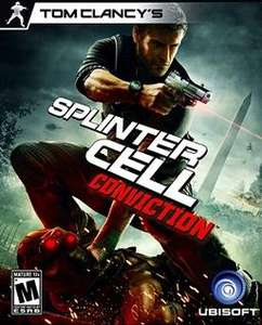 [Xbox One/360] Tom Clancys Splinter Cell Conviction - £1.50 - CEX (£1.99 delivered from Grainger Games & Game / £4.49 - Xbox Store)