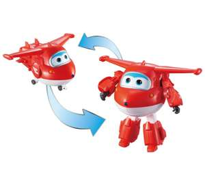 Super Wings Transforming Jett Figure £12.99 @ Argos