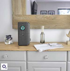 Save £30 on Kitsound Voice One Smart Speaker - in-store only - £99.99 @ o2 Store (With o2 Priority)