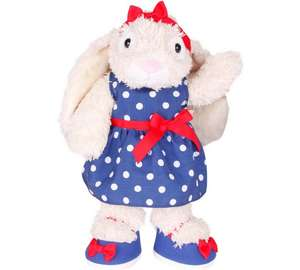 Chad valley designabear 3 piece outfit was £9.99 reduced £3.99 @ argos