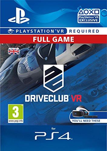 Driveclub VR (PS4 (PSVR) - PSN code) £11.99 at Amazon