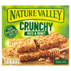 Nature Valley Cereal Bars (5x42g) - £1 @ Asda
