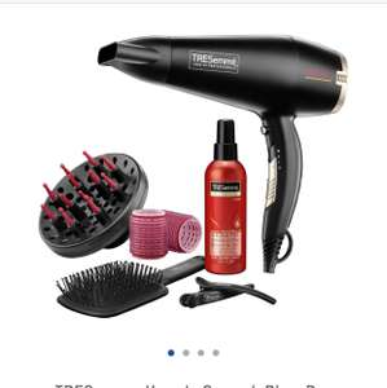 TRESemme Keratin Smooth Blow Dry Gift Set £21.99 @ Argos