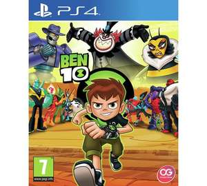 Ben 10 PS4 / XBOX Game - £16.99 @ Argos