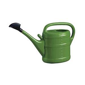 10 litre Big Watering Can in green  £3.95 (Prime Exclusive) @ Amazon