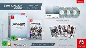Fire emblem warriors: limited edition (Switch) £39.85 @ ebay via shopto