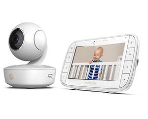 "Motorola MBP36XL Video Baby Monitor 5"" screen was £179.99 now £89.99 @ Mothercare​"