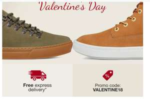 Free express delivery Timberland no minimun