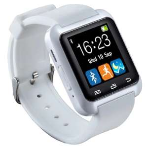 U8 Smart Bluetooth Watch Call Message Reminder  -  WHITE £4.65 delivered @ gearbest