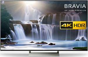 Sony KD-55XE9305 4K HDR TV with Slim Backlight Drive+, 4K HDR Processor X1™ Extreme and TRILUMINOS™ Display. - £1249 @ Sevenoaks Sound