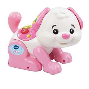 VTech shake and move puppy in pink £8.80 Prime £13.55 delivered @ Amazon