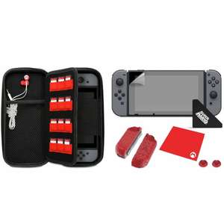 Nintendo Switch Mario starter kit @ Argos (free C&C)