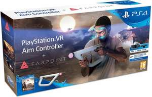 Farpoint + Sony PlayStation VR Aim Controller (PSVR) £45 @ Amazon (Prime)