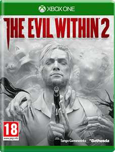 The Evil Within 2 XBOX/PS4 £14.99 @ Game
