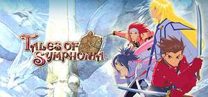 Tales of Symphonia £3.74 @ Steam