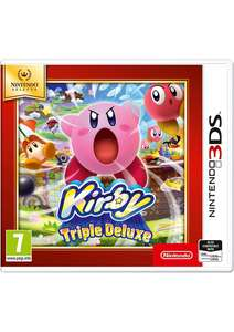 Kirby Triple Deluxe (3DS) £12.85 at Simply Games
