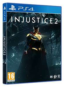 Injustice 2 (PS4) / (XBOX) £16.59 (Prime) / £18.58 (non Prime) at Amazon