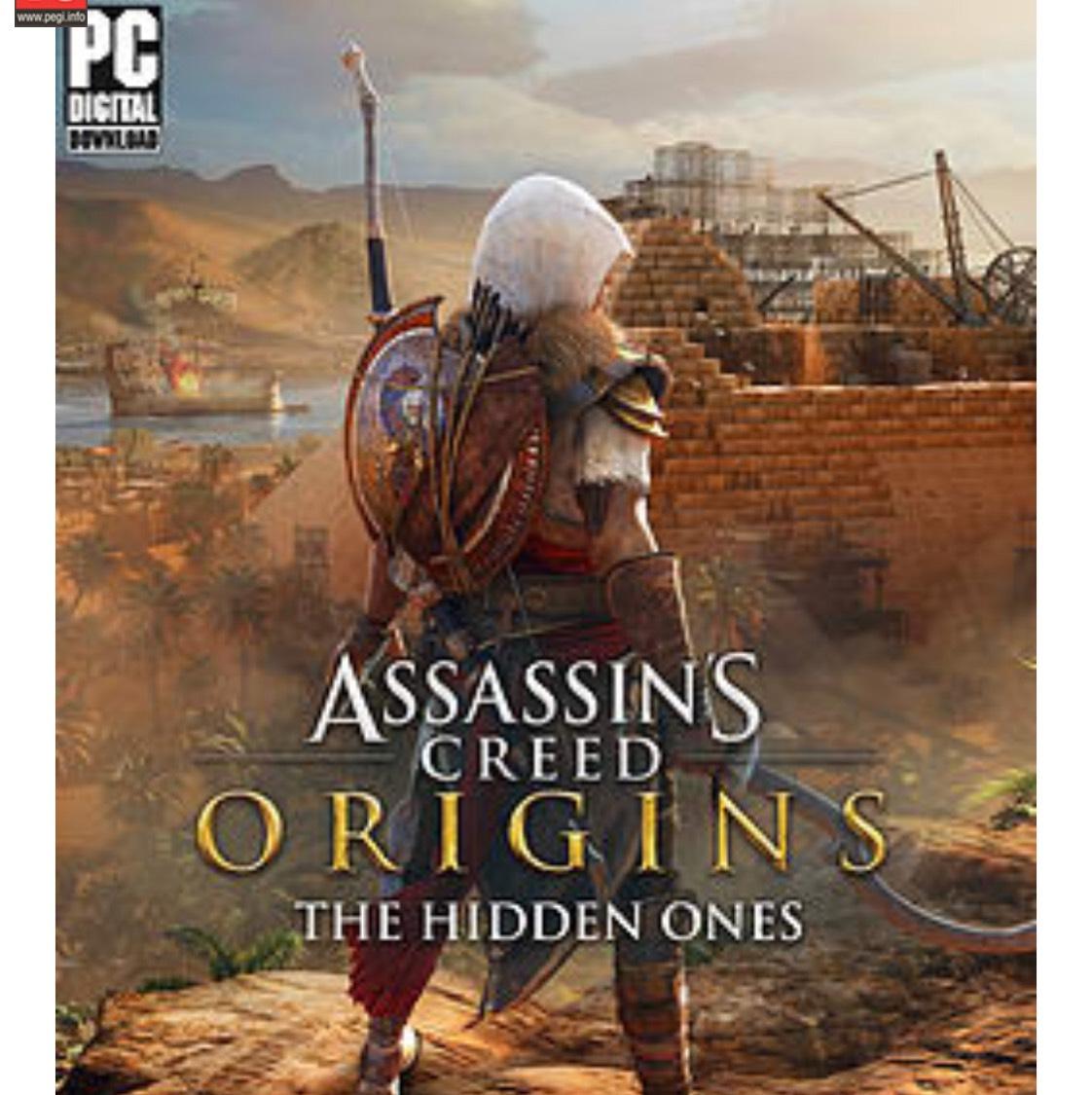 Assassin's Creed Origins - DLC 1 The Hidden Ones (PC) Digital £7.49 - Games Republic