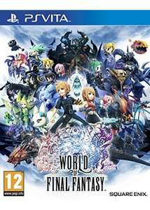 World of Final Fantasy (Playstation Vita) - Standard Edition £19.99 - Base.com