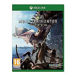 Monster Hunter World (Xbox/PS4) £39 with code TDX-KH7H @ Tesco Direct