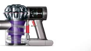 Dyson V6 Trigger Pro Handheld Vacuum Cleaner WITH 2 year warranty £119 with code at Tesco