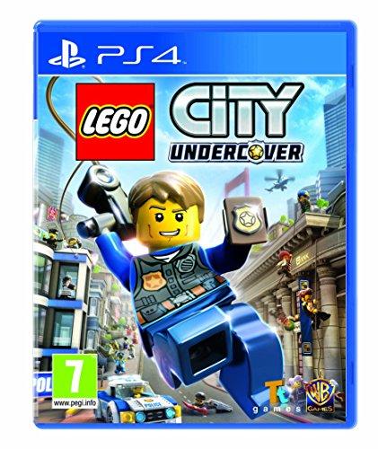 LEGO City Undercover (PS4) £15.29 (Prime) / £17.28 (non Prime) @ amazon / £16.99 @ argos