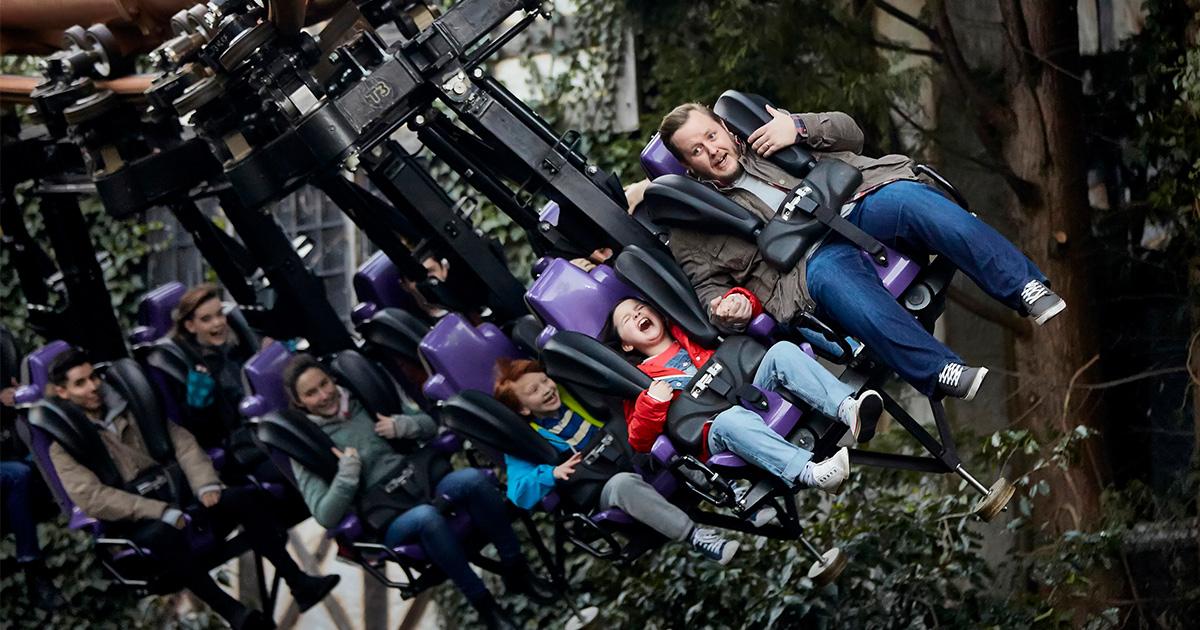 2 FREE Chessington World of Adventures tickets via SUN papers