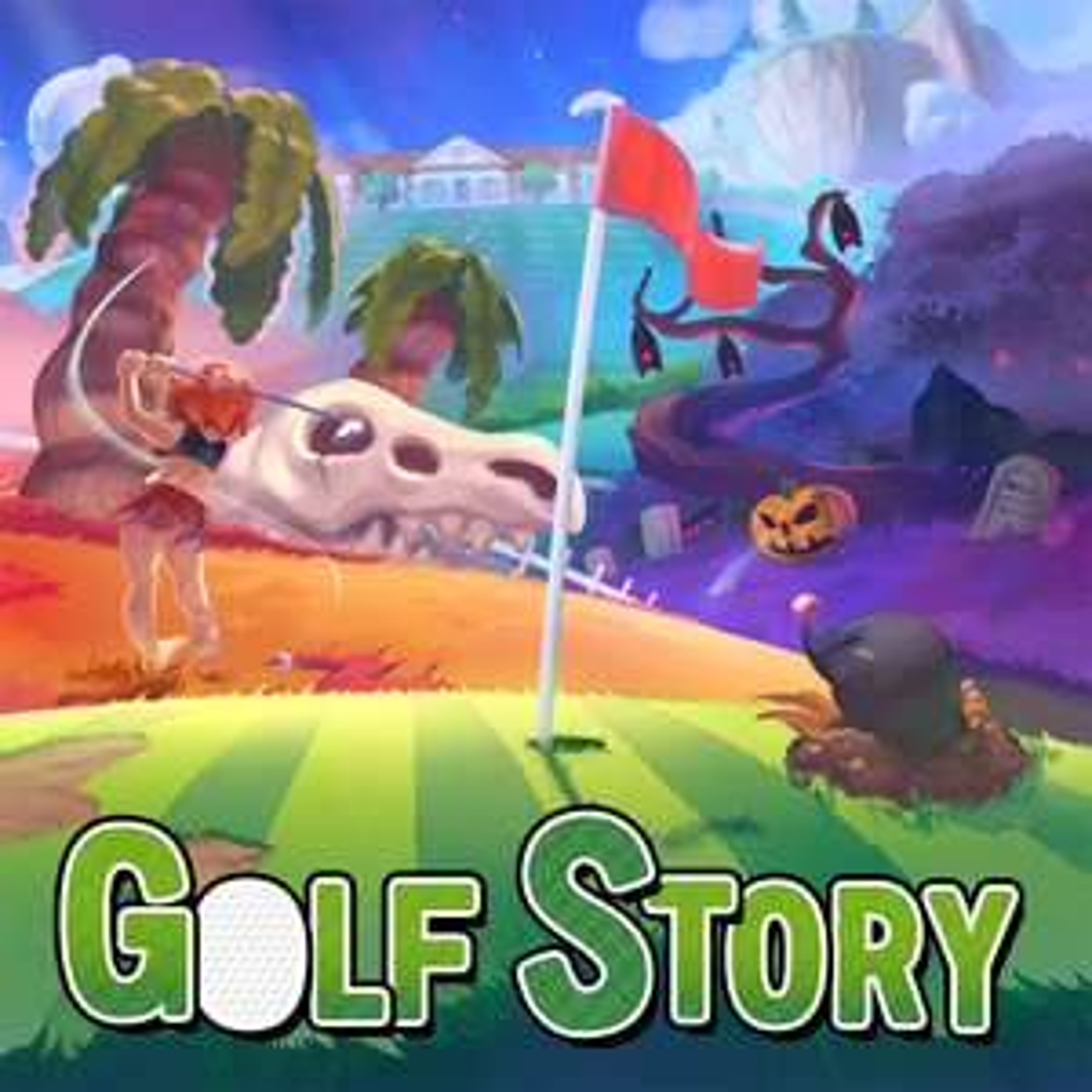 Golf Story - Switch £10.79 Nintendo Store