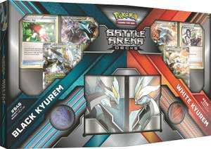 Pokemon Black Vs White Kyurem Battle Arena Deck £17.96 prime / £22.71 non prime Sold by chosenman3 and Fulfilled by Amazon