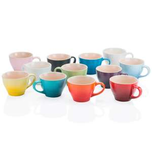 30% off 3 Mugs 35% off 4 & 40% off 6 Le Creuset Mugs with Code @ The Hut