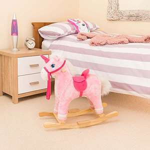 Rocking Unicorn - £32.24 Delivered @ Amazon - Dispatched from and sold by This Is It Famous Value Stores