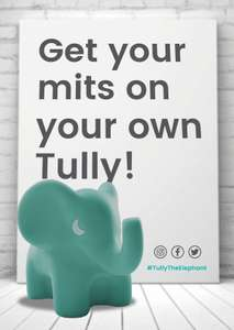 Limited Edition #TullyTheElephant FREE @ Soak.com