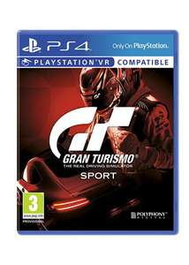 Gran Turismo: Sport (PS4) £17.85 / Tropico 5 - Complete Collection (Xbox One) £11.99 / Axiom Verge: Multiverse Edition (PS4) £18.85 (Switch) £19.85 Delivered @ Base
