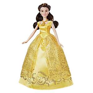 Disney Princess Beauty and the Beast Enchanting Melodies Belle - £11.96 (Prime) £15.95 (Non Prime) @ Amazon