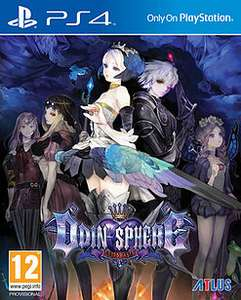 Odin Sphere Leifthraiser PS4 @ Game - £17.50