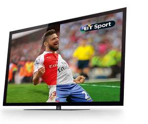 Get BT Sport Half price for 12 months £11.49 12 month contract £137.88
