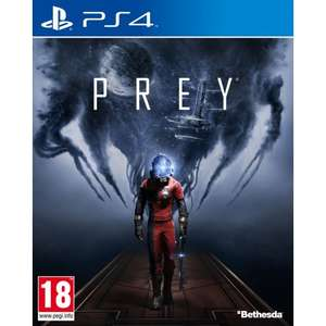 [PS4] Prey - £8.50 / Resident Evil 7 - £14.95 - TheGameCollection