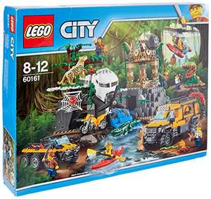 LEGO UK 60161 Jungle Exploration Site £49.99 Amazon