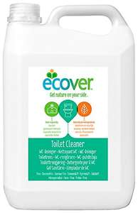 Ecover Pine Fresh Toilet Cleaner 5 Litre £6.67 (Prime) / £11.42 (non Prime) at Amazon