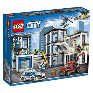 Lego 60141 City Police Station £49.99 @ Amazon