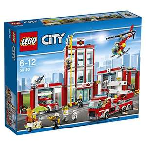 LEGO 60110 City Fire Station £49.99 @ Amazon