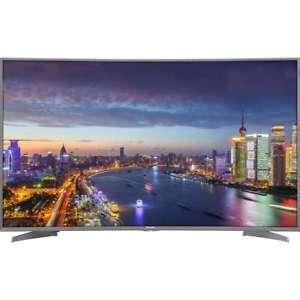 Hisense H49N6600 49 Inch Curved Smart LED TV 4K Ultra HD Freeview HD 4 HDMI New - £399 @ AO eBay