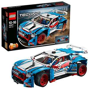 LEGO 42077 Technic Rally Car - £10 off - £79.99 @ Amazon
